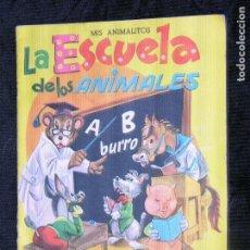 Libros antiguos: F1 LA ESCUELA DE ANIMALES . Lote 117515415