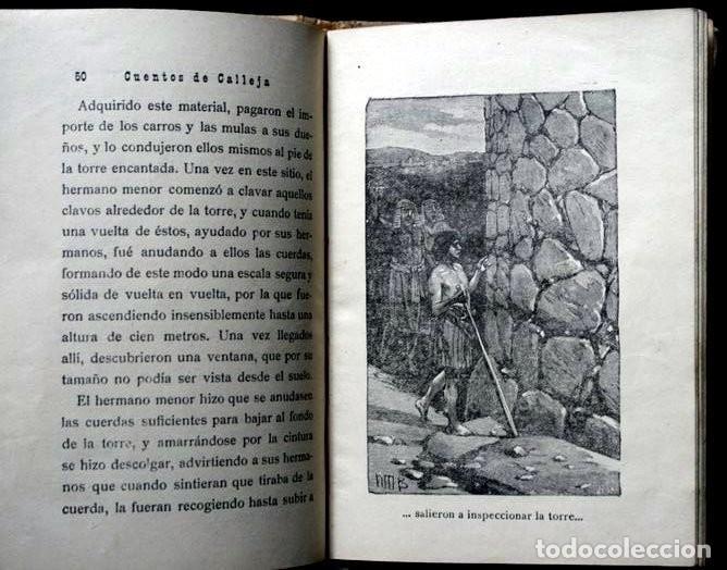 Libros antiguos: LOS SOBRESALTOS DE UN SASTRE - CALLEJA - Foto 2 - 118002063