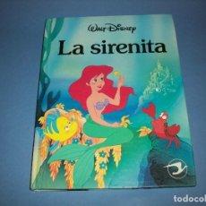 Libros antiguos: LA SIRENITA DE DISNEY EDICIONES GAVIOTA. Lote 194758301