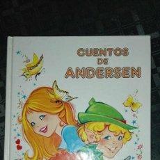 Libros antiguos: CUENTOS DE ANDERSEN . Lote 118172611