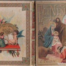 Libros antiguos: EL NIÑO DE BELÉN (CALLEJA, C. 1900). Lote 118633435