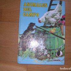 Libros antiguos: ANIMALES DEL CAMPO. Lote 118691415