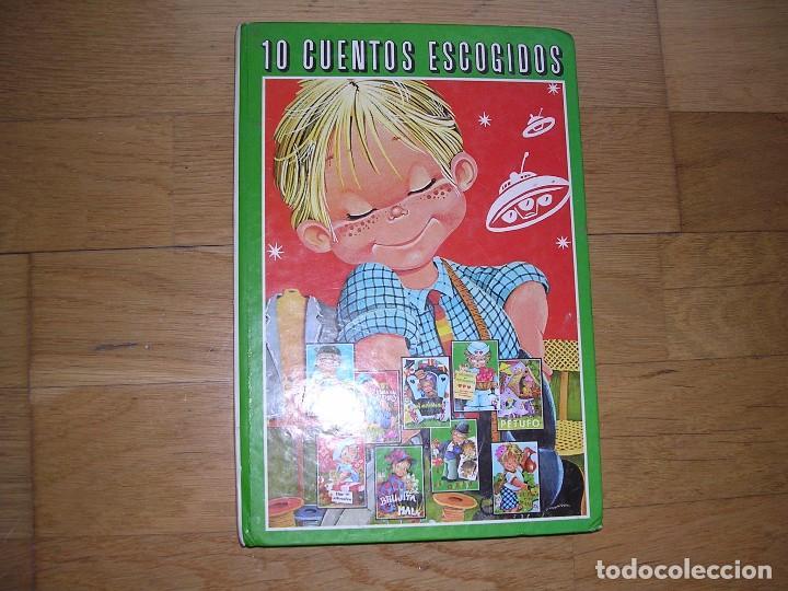 10 CUENTOS ESCOGIDOS (Libros Antiguos, Raros y Curiosos - Literatura Infantil y Juvenil - Cuentos)