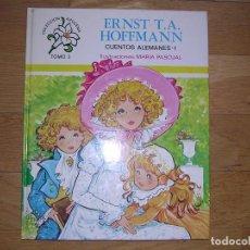 Libros antiguos - ERNST T.A HOFFMANN 1 - 118692051