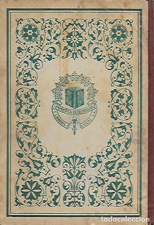 Libros antiguos: Un poeta. Huelga de mariposas / M. Marinel·lo; il. R. Opisso. BCN : Ll. Camí, s.f. 25x17cm. 31 p. - Foto 2 - 118928483