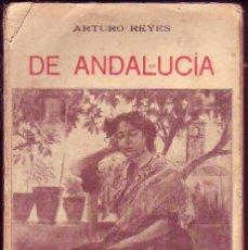 Libros antiguos: DE ANDALUCIA CUENTOS 1910. Lote 119586779