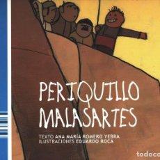 Libri antichi: CUENTOS POPULARES DE MALAGA, PERIQUILLO MALASARTES, ILUSTRADO A TODO COLOR, TAPAS SEMI DURAS 31 X 22. Lote 119902627
