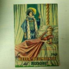 Alte Bücher - CUENTO LA BELLA DURMIENTE DEL BOSQUE - 120246336