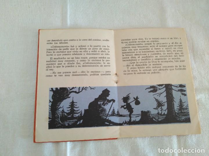 Libros antiguos: LA MESITA HABLADORA+CAÑAMONCETE. COLECCIÓN MIMOSA. - Foto 3 - 120350271