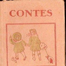 Libros antiguos: ANDERSEN : LA DONA D'AIGUA I ALTRES CONTALLES (L' AVENÇ, 1911) EN CATALÁN. Lote 120424351
