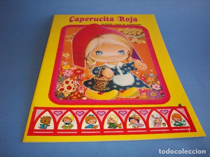 CARRUSEL DE CUENTOS CLASICOS CAPERUCITA ROJA (Libros Antiguos, Raros y Curiosos - Literatura Infantil y Juvenil - Cuentos)