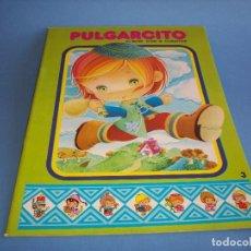 Libros antiguos: CARRUSEL DE CUENTOS CLASICOS PULGARCITO. Lote 120431843