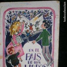 Libros antiguos: F1 EN EL PAIS DE LOS CUENTOS FUENSANTA MAGAÑA MARTINEZ MONTSERRAT SARTO CANEC . Lote 121161183