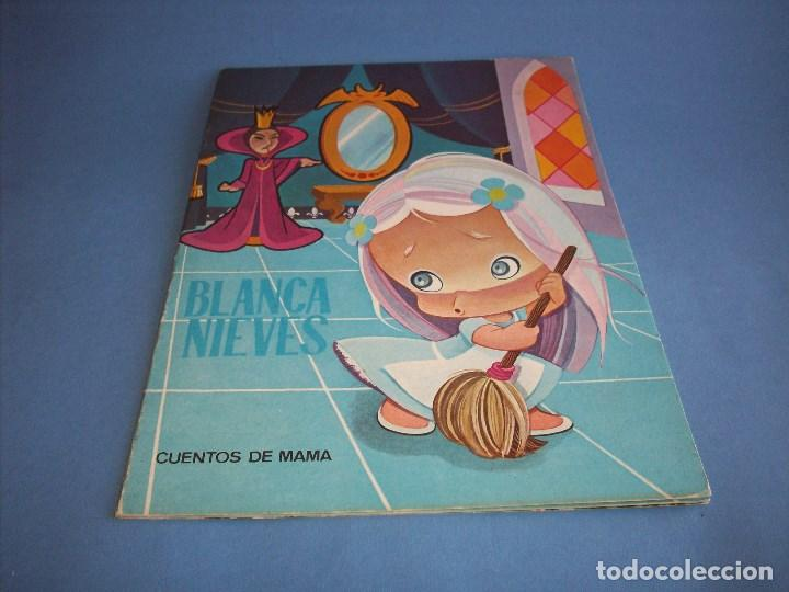 CUENTOS DE MAMA, BLANCANIEVES (Libros Antiguos, Raros y Curiosos - Literatura Infantil y Juvenil - Cuentos)