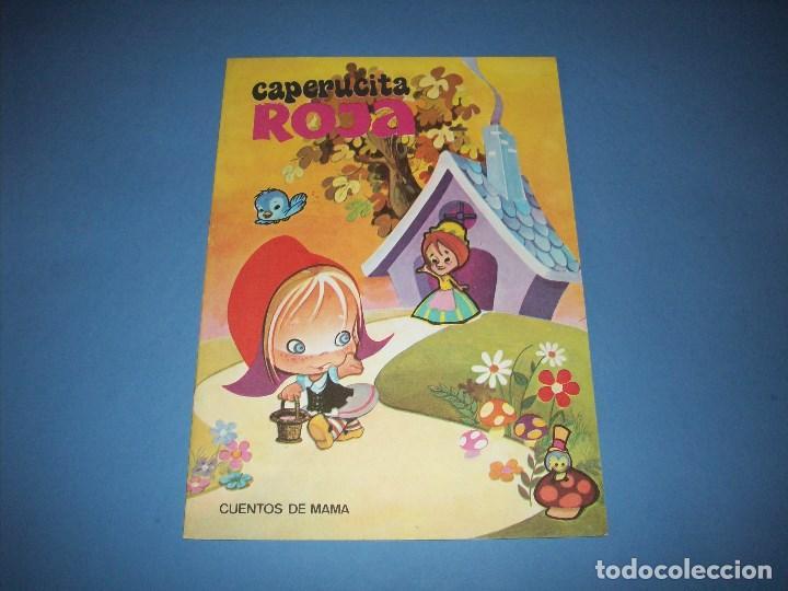 CUENTOS DE MAMA, CAPERUCITA (Libros Antiguos, Raros y Curiosos - Literatura Infantil y Juvenil - Cuentos)