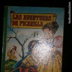 Libros antiguos: F1 LAS AVENTURAS DE PICARILLA COLECCION PARA LA INFANCIA AÑO 1958. Lote 121450071