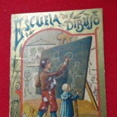 Libros antiguos: ESCUELA DE DIBUJO CUENTO DE CALLEJA SERIE X - TOMO 181. Lote 121708363