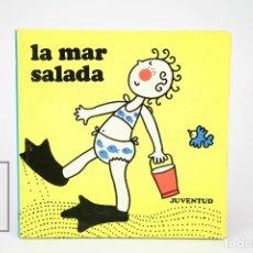 Libros antiguos: LIBRO EN CATALÁN - LA MAR SALADA / RITA CULLA - EDIT JUVENTUD - AÑO 1975. Lote 121997628