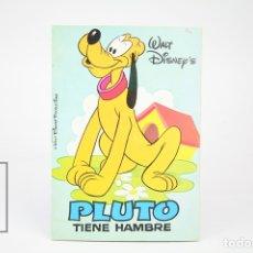 Livros antigos: LIBRO INFANTIL - PLUTO TIENE HAMBRE / WALT DISNEY - EDITORIAL BRUGUERA - AÑO 1976. Lote 121998054
