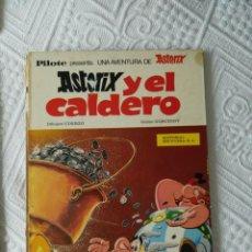 Libros antiguos: ASTERIX Y EL CALDERO. Lote 122408899