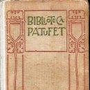Libros antiguos: MARINEL.LO : CONTES PERA NOYS ILUSTRATS PER JUNCEDA (BIBL. PATUFET, Nº 1 - BAGUÑÀ, 1907) CATALÁN. Lote 123682399