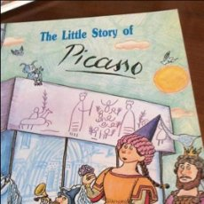 Libros antiguos: THE LITTLE STORY OF PICASSO. Lote 124168551