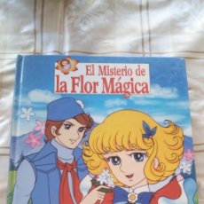Libros antiguos: LIBRO EL MISTERIO DE LA FLOR MAGICA LILI BAJO EL SOL DE ESPAÑA TVE. Lote 124276391