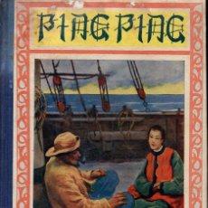 Libros antiguos: PING PING - CUENTOS MORALES (APOSTOLADO DE LA PRENSA, 1923). Lote 124449571