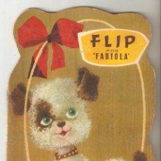 Libros antiguos: FLIP POR FABIOLA (REINA DE BELGICA) DIBUJO ARNALOT. ED. ARTIGAS .- VELL I BELL. Lote 124457359