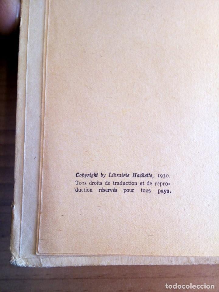 Libros antiguos: LES MÉMOIRES D´ UN ÂNE. COMTESSE DE SEGUR. HACHETTE. 1930 - Foto 6 - 124458923
