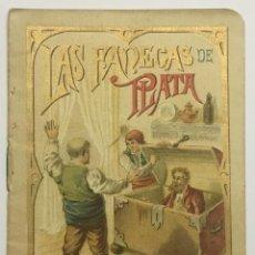 Libros antiguos: LAS FANEGAS DE PLATA. - [CALLEJA, S.]. Lote 123263791