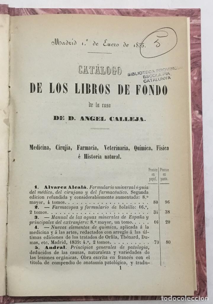 CATALOGO DE LOS LIBROS DE FONDO DE LA CASA DE D. ANGEL CALLEJA. (Libros Antiguos, Raros y Curiosos - Literatura Infantil y Juvenil - Cuentos)