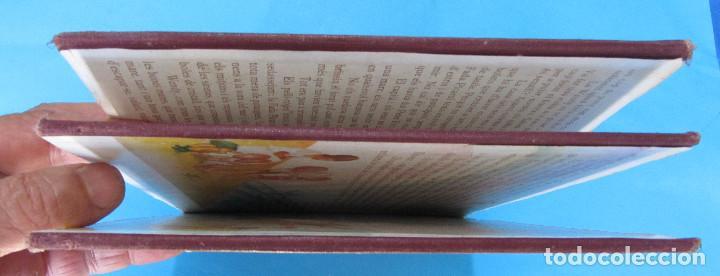 Libros antiguos: PETER PAN I WENDY. IL.LUSTRACIONS I ESCENES MOVILES D A. SALÓ. CONTES ANIMATS. EDITORIAL JOVENTUD, - Foto 12 - 124784035