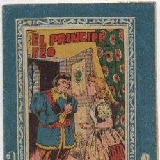 Libros antiguos: EL PRINCIPE FEO. COLECCIÓN CUENTOS DEL ENANITO Nº 4 A-CUENTOSCHICOS-555. Lote 125034811