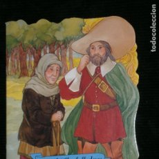 Libros antiguos: F1 CUENTO TROQUELADO LES SABATILLES BALLADORES EDITORIAL COMBEL Nº 32 AÑO 2010 EN CATALAN. Lote 125268303