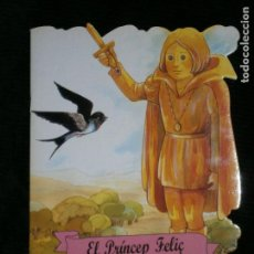 Libros antiguos: F1 CUENTO TROQUELADO EL PRINCEP FELIÇ EDITORIAL COMBEL Nº 24 AÑO 2010 EN CATALAN. Lote 125270295