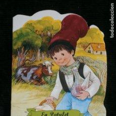 Libros antiguos: F1 CUENTO TROQUELADO EN PATUFET EDITORIAL COMBEL Nº 4 AÑO 2011 EN CATALAN. Lote 125270487