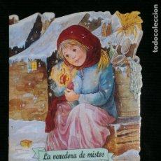 Libros antiguos: F1 CUENTO TROQUELADO LA VENEDORA DE MISTOS EDITORIAL COMBEL Nº 29 AÑO 2011 EN CATALAN. Lote 125272259