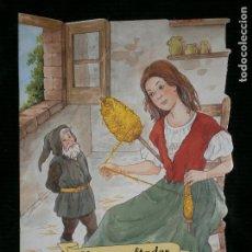 Libros antiguos: F1 CUENTO TROQUELADO EL NAN SALTADOR EDITORIAL COMBEL Nº 51 AÑO 2011 EN CATALAN. Lote 125421971