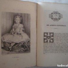 Libros antiguos: EXCEPCIONAL EDICIÓN ISABELINA EN FOLIO. CUENTOS DE LA MAMÁ.1842. MUCHOS GRABADOS. Lote 126297891