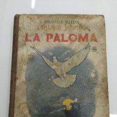 Libros antiguos: BIBLIOTECA SELECTA LA PALOMA CRISTOBAL SCHMID SOPENA 1934 ILUSTRADO. Lote 126349295