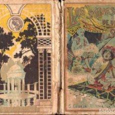 Libros antiguos: LOS SOBRESALTOS DE UN SASTRE (CALLEJA, S.F.). Lote 126645535