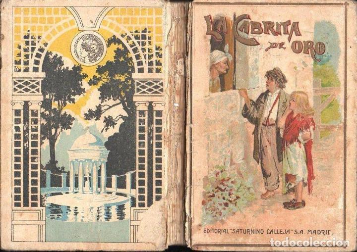 LA CABRITA DE ORO (CALLEJA, S.F.) (Libros Antiguos, Raros y Curiosos - Literatura Infantil y Juvenil - Cuentos)