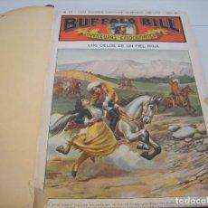 Libros antiguos: TOMO BUFFALO BILL AVENTURAS EMOCIONANTES 15 Nº. Lote 126675831