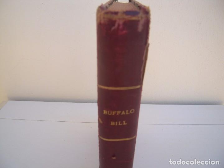 Libros antiguos: tomo buffalo bill aventuras emocionantes 15 nº - Foto 5 - 126675831