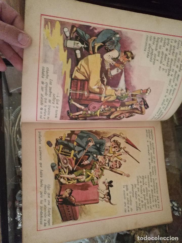 Libros antiguos: pirulete , cuentos en colores , pirulete en vacaciones xiii ramon sopena dibujos de asha - españa - Foto 3 - 126857671