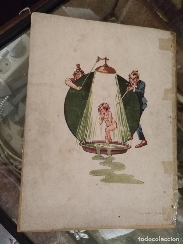 Libros antiguos: pirulete , cuentos en colores , pirulete en vacaciones xiii ramon sopena dibujos de asha - españa - Foto 4 - 126857671