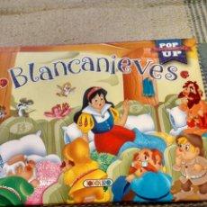 Libros antiguos: CUENTO EN TRES DIMENSIONES DE BLANCANIEVES. Lote 127435747