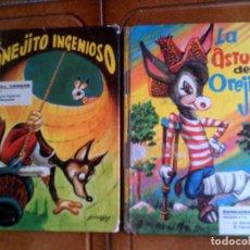 Libri antichi: LOTE DE CUENTOS COLECION CANDOR VOLUMEN ,2 Y 4 AÑO 1962 VASCO AMERICANA. Lote 127503675