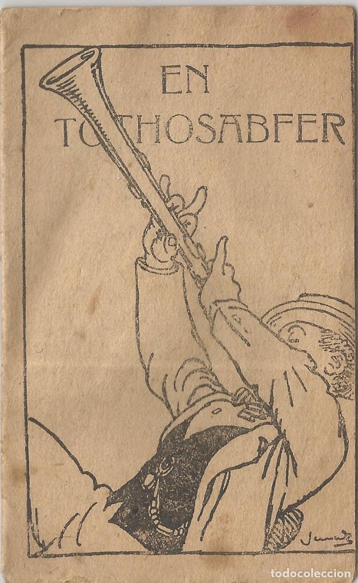 COL·LECCIÓ PATUFET 280 - MANEL FOLCH I TORRES - EN TOTHOSABFER (Libros Antiguos, Raros y Curiosos - Literatura Infantil y Juvenil - Cuentos)
